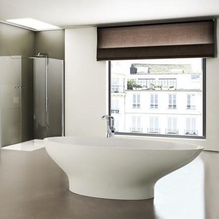 Baignoire lot Salle De Bain Jacou W  Carrelage Design  Le