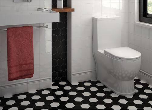 carrelage sol et mur hexagonal petit format b31 vente de carrelage haut de gamme montpellier. Black Bedroom Furniture Sets. Home Design Ideas
