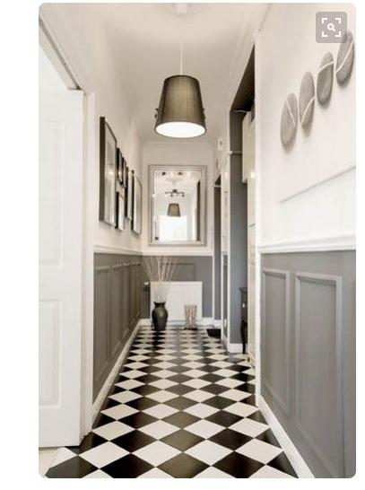 carrelage damier noir et blanc et couleurs 30 x 30 cm. Black Bedroom Furniture Sets. Home Design Ideas