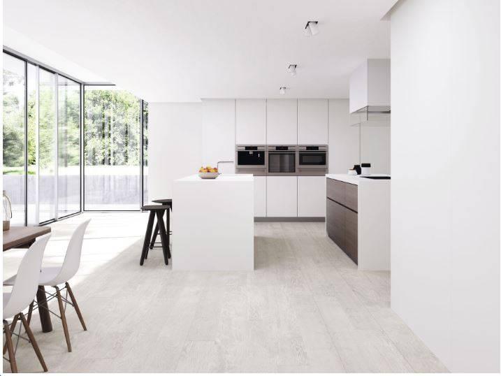 carrelage mur et sol blanc brillant faible paisseur 6 mm. Black Bedroom Furniture Sets. Home Design Ideas