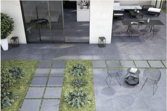 Carrelage Terrasse 60 X 120 Et 60 X 180 Cm Grands Formats