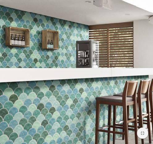 carreaux mosa ques cailles poisson pres montpellier mb13 vente de carrelage haut de gamme. Black Bedroom Furniture Sets. Home Design Ideas