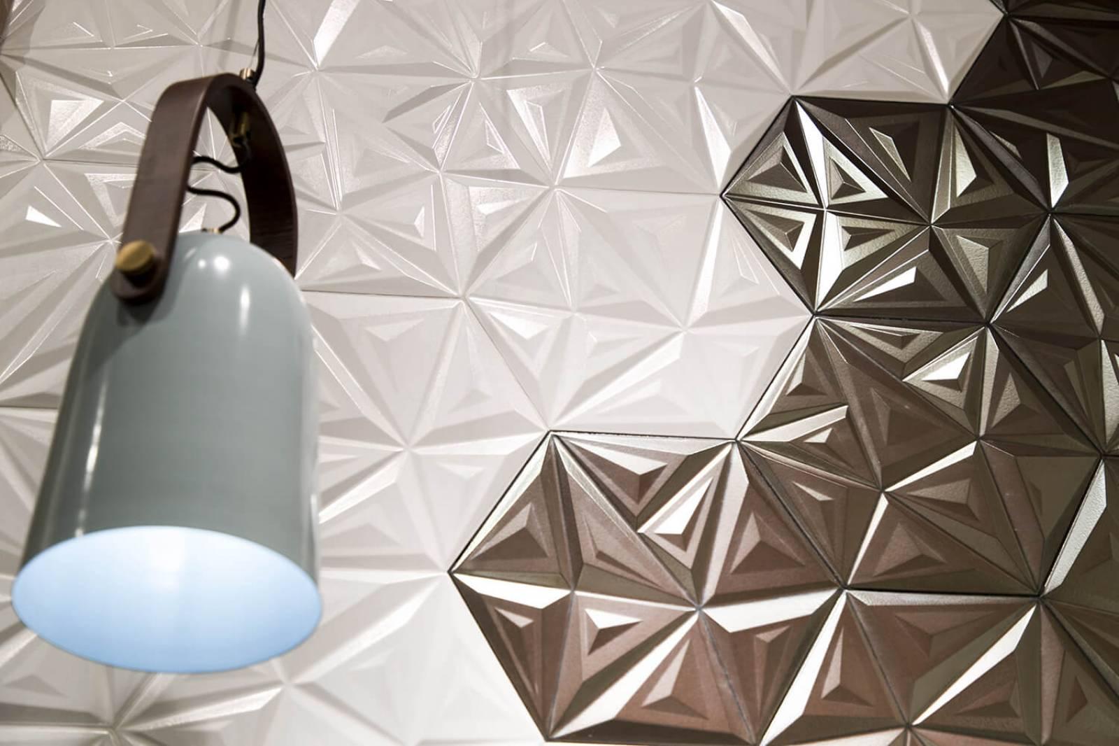 carrelage hexagonal 3 d tri dimensionnel montpellier a28. Black Bedroom Furniture Sets. Home Design Ideas