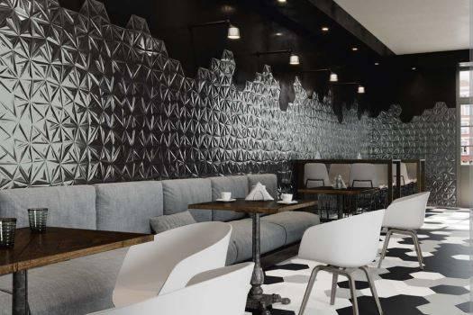 carrelage hexagonal 3 d tri dimensionnel montpellier a28 vente de carrelage haut de gamme. Black Bedroom Furniture Sets. Home Design Ideas