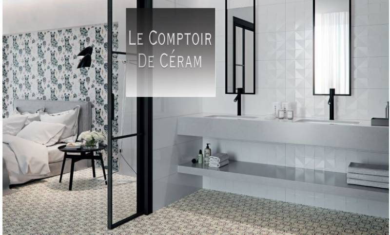vente de carrelage et fa ence de qualit montpellier le comptoir de c ram. Black Bedroom Furniture Sets. Home Design Ideas